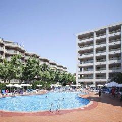 Hotel Best Da Vinci Royal бассейн
