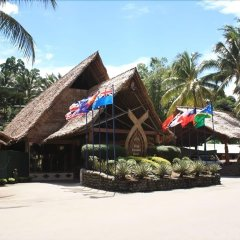 King Solomon Hotel in Guadalcanal, Solomon Islands from 250$, photos, reviews - zenhotels.com sports facility