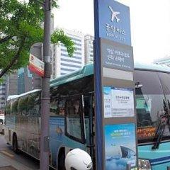YaKorea Hostel Gangnam городской автобус