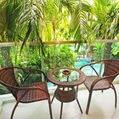 Отель Amazon Residence by Pattaya Sunny Rentals балкон