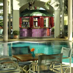 Dionysos Hotel бассейн фото 3