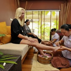 Отель Dewa Phuket Nai Yang Beach Таиланд, Пхукет - 1 отзыв об отеле, цены и фото номеров - забронировать отель Dewa Phuket Nai Yang Beach онлайн спа фото 2