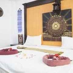 Отель Lanta Palace Resort And Beach Club Таиланд, Ланта - 1 отзыв об отеле, цены и фото номеров - забронировать отель Lanta Palace Resort And Beach Club онлайн комната для гостей фото 3