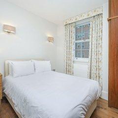 Апартаменты Tavistock Place Apartments Лондон комната для гостей