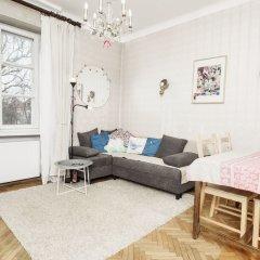 Апартаменты Old Town Charm Apartment Варшава комната для гостей фото 4