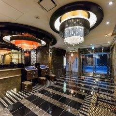 APA Hotel Hatchobori Shintomicho интерьер отеля фото 3