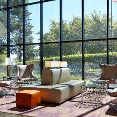 Отель Crowne Plaza San Jose-Silicon Valley гостиничный бар