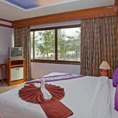 Grand Blue Hotel комната для гостей фото 4