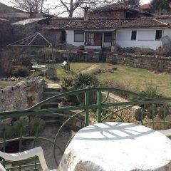 Отель Vanda Guest House Велико Тырново балкон