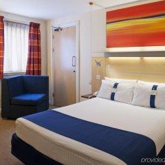 Отель Holiday Inn Express Glasgow Theatreland комната для гостей