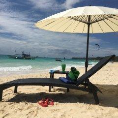 Отель Sundown Resort and Austrian Pension House пляж