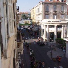 Отель Studios Foch балкон