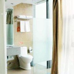 Отель Pod Inn Xi'an Xiaozhai Jixiangcun ванная