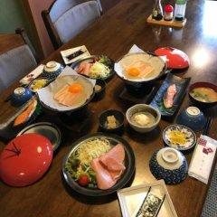 Отель Tokiwa Ryokan Никко питание фото 2