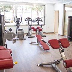 Hotel Oasis Park фитнесс-зал