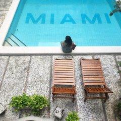 Miami Hostel Sukhumvit бассейн