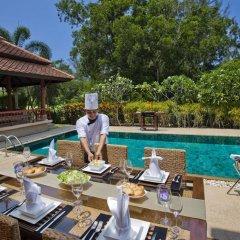 Отель Angsana Villas Resort Phuket бассейн фото 2