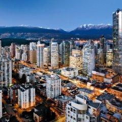 Отель Shangri-La Hotel Vancouver Канада, Ванкувер - отзывы, цены и фото номеров - забронировать отель Shangri-La Hotel Vancouver онлайн фото 6