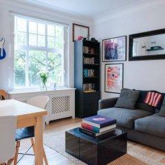 Апартаменты Studio in Fantastic Location Лондон комната для гостей фото 2