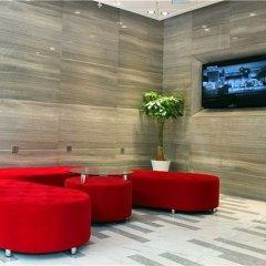 Отель Fuyi Fashion Hotel Китай, Сиань - отзывы, цены и фото номеров - забронировать отель Fuyi Fashion Hotel онлайн интерьер отеля фото 3