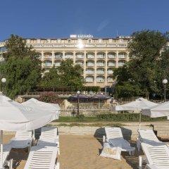 Отель Kaliakra Palace Золотые пески пляж