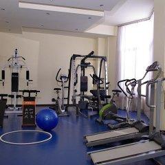 Отель Мульти Рест Хаус фитнесс-зал фото 2