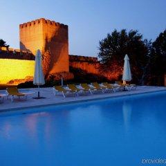 Отель Pousada de Alcacer do Sal - D. Afonso II бассейн