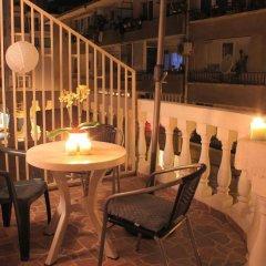 Отель Familien Pension Meeresstern гостиничный бар