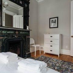 Отель 6 Bedroom Townhome Minutes from NYC США, Джерси - отзывы, цены и фото номеров - забронировать отель 6 Bedroom Townhome Minutes from NYC онлайн комната для гостей фото 5
