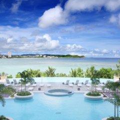 Отель Lotte Hotel Guam США, Тамунинг - отзывы, цены и фото номеров - забронировать отель Lotte Hotel Guam онлайн бассейн