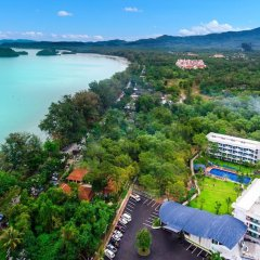 Отель Holiday Inn Express Krabi Ao Nang Beach пляж фото 2