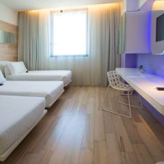 Отель Barceló Milan Италия, Милан - 3 отзыва об отеле, цены и фото номеров - забронировать отель Barceló Milan онлайн комната для гостей фото 2