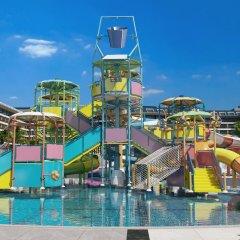 Отель Eftalia Resort бассейн
