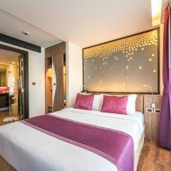 Отель The Beach Heights Resort Таиланд, Пхукет - 7 отзывов об отеле, цены и фото номеров - забронировать отель The Beach Heights Resort онлайн комната для гостей