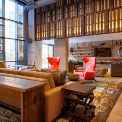 Отель Global Luxury Suites at The Wharf США, Вашингтон - отзывы, цены и фото номеров - забронировать отель Global Luxury Suites at The Wharf онлайн интерьер отеля фото 2