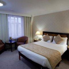 Отель Britannia Sachas Hotel Великобритания, Манчестер - 1 отзыв об отеле, цены и фото номеров - забронировать отель Britannia Sachas Hotel онлайн комната для гостей фото 3