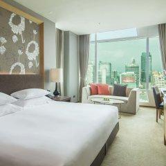 Отель Eastin Grand Hotel Sathorn Таиланд, Бангкок - 10 отзывов об отеле, цены и фото номеров - забронировать отель Eastin Grand Hotel Sathorn онлайн комната для гостей фото 2
