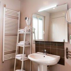 Отель Odessa Montparnasse Париж ванная фото 2