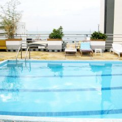 Отель HIGHFIVE Паттайя бассейн фото 3