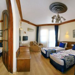 Kleopatra Fatih Hotel Аланья комната для гостей