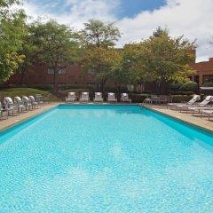 Crowne Plaza Hotel Columbus North Колумбус бассейн фото 2