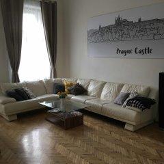 Апартаменты Resslova Apartment в номере фото 2