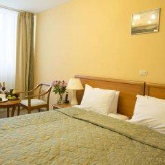 Гостиница Байкал Бизнес Центр 4* Стандартный номер разные типы кроватей фото 4