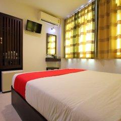 Отель Pannee Residence at Dinsor Таиланд, Бангкок - отзывы, цены и фото номеров - забронировать отель Pannee Residence at Dinsor онлайн балкон