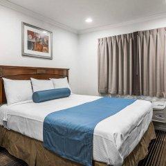 Отель Rodeway Inn & Suites Pacific Coast Highway США, Лос-Анджелес - отзывы, цены и фото номеров - забронировать отель Rodeway Inn & Suites Pacific Coast Highway онлайн комната для гостей фото 5