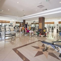 Отель Club Nena - All Inclusive фитнесс-зал фото 3