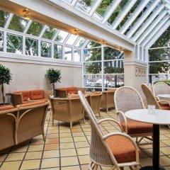 Отель Best Western Knudsens Gaard Оденсе гостиничный бар