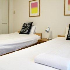 Отель Hukuhuku Guesthouse Хаката комната для гостей фото 3