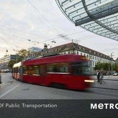 Отель Metropole Easy City Hotel Швейцария, Берн - 3 отзыва об отеле, цены и фото номеров - забронировать отель Metropole Easy City Hotel онлайн городской автобус