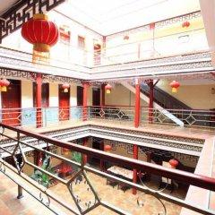 Beijing Hyde Courtyard Hotel спортивное сооружение